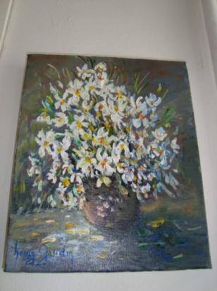 Fleurs 300 euros