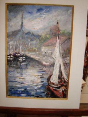Honfleur marine 300 euros