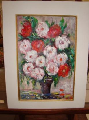 Bouquets de roses 300 euros