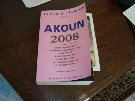 Cotation Akoun