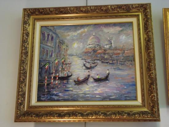 Venise 1500 euros